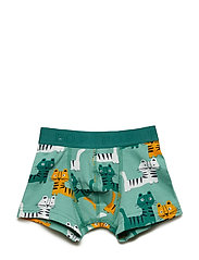 Boxer AOP Preschool - MALACHITE GREEN