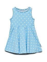 Dress AOP Preschool - ALASKAN BLUE