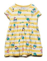Dress AOP Pre-School - SNAPDRAGON