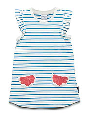 Dress Striped Preschool - IBIZA BLUE