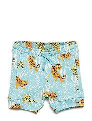 Shorts AOP Preschool - AQUA HAZE