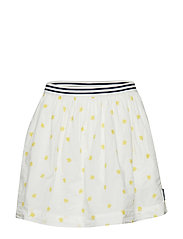 Skirt AOP School - SNOW WHITE