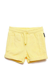Shorts terry solid Preschool - SNAPDRAGON