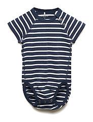 Body PO.P Stripe Baby - MOOD INDIGO