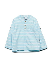 Shirt L/S woven   Preschool - COOL BLUE