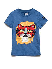 T-shirt S/S Application Preschool - DELFT