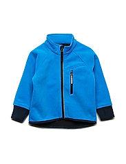 Jacket Windfleece Solid Preschool - FRENCH BLUE