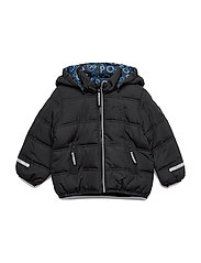 Jacket Reversable Preschool - BLACK
