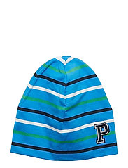 Cap Multi Stripe Baby - FRENCH BLUE