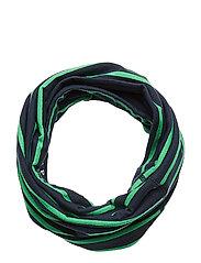 Collar Striped PreSchool - DARK SAPPHIRE