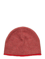Cap Solid Baby - RIBBON RED