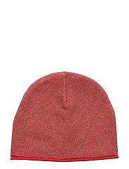 Cap Solid Preschool - RIBBON RED