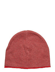 Cap Solid School - RIBBON RED