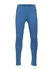 Leggings Solid School - DARK BLUE