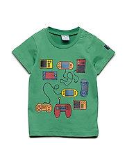 T-shirt Frontprint S/S Preschool - LEPRECHAUN