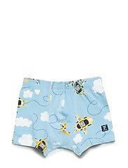 Boy Boxer AOP Preschool - DUSK BLUE