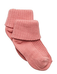 Sock Solid Baby - BRANDIED APRICOT