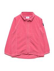 Zip Up Fleece Solid PreSchool - FRUIT DOVE
