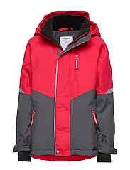 Jacket Padded Solid School - RIBBON RED