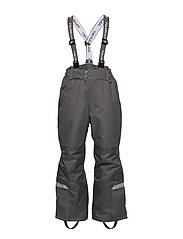 Trousers Padded Solid School - SMOKED PEARL