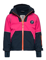 Jacket Padded Solid PreSchool - RASPBERRY SORBET