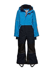 Overall Padded Solid School - FRENCH BLUE