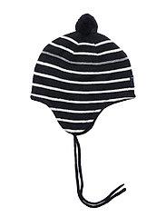 Cap Striped Preschool - DARK SAPPHIRE