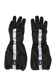 Glove Solid PreSchool - BLACK