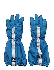 Glove Solid PreSchool - DARK BLUE