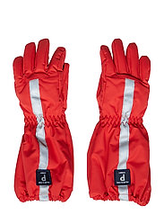 Glove Solid PreSchool - RIBBON RED
