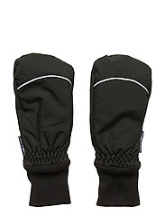Mitten Solid PreSchool - BLACK