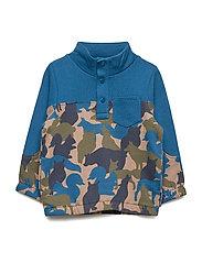 Sweater L/S Preschool - GIBRALTAR SEA
