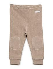 Polarn O. Pyret Trouser Jersey Baby - FUNGI