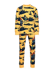 Disney Collection Pyjamas AOP Preschool - ARTISAN´S GOLD