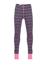 Long Johns Striped Preschool - MORNING GLORY