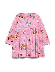 Disney Collection Dress l/s AOP Preschool - MORNING GLORY