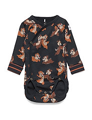 Disney Collection Body Wrapover AOP Baby - DARK SAPPHIRE