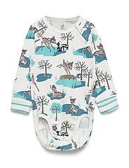 Disney Collection Body AOP Baby - MARINE BLUE