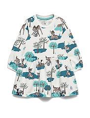 Disney Collection Dress L/S Baby - MARINE BLUE