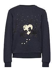 Disney Collection Sweater l/s  School - DARK SAPPHIRE