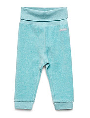 Trousers Velour Baby - MARINE BLUE