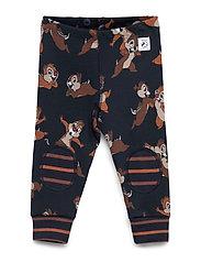 Disney Collection Long Johns AOP Baby - DARK SAPPHIRE