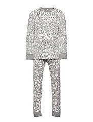 Pyjamas AOP School - EGRET
