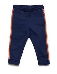 Trousers Jersey Solid Preschool - MEDIEVAL BLUE