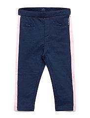 Trousers Jersey Preschool - MEDIEVAL BLUE