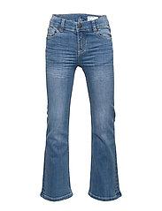 Jeans Flare School - LIGHT DENIM