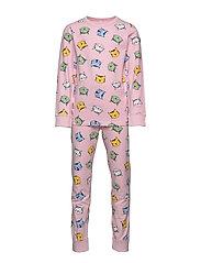 Pyjamas AOP School - ROSE SHADOW