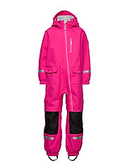 Shell Overall Preschool - BEETROOT PURPLE