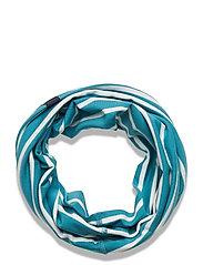 Neckwarmer stripe Preschool - BLUE SAPPHIRE