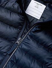 Polarn O. Pyret - Jacket Padded Solid School - dunjakker & forede jakker - dark sapphire - 5